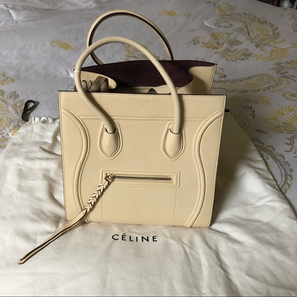 f9f6ef3ed3 Brand New Celine Medium Luggage Tote Bag